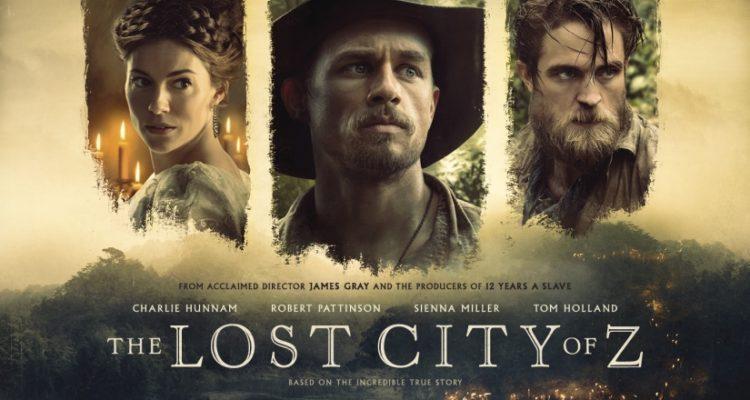 Ztracené město Z
